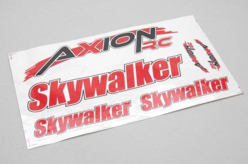 Dekor Set (Rot) - Skywalker BL AXRC Z-AX-00205-120