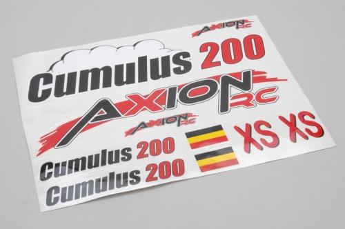 Dekor Set - Cumulus 200 2-3X AXRC Z-AX-00220-120