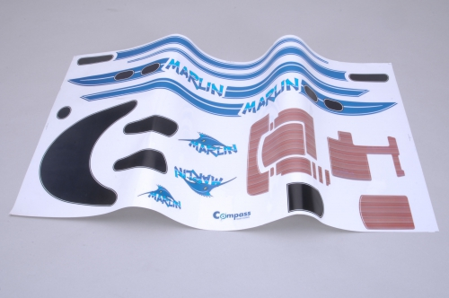 Dekor Set - Marlin Compass Z-CBM151282