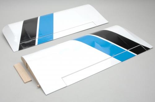 Flügel Set - WOT 4-E ripmax Z-CF003/2