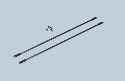 Heckrohr Stützen Set - V1 & V2 EF Z-EF165151