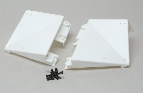 LM Rahmen Set hinten Hirobo Z-H0402-373
