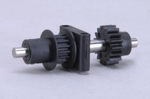 SD Heckabtrieb Getiebezahnrad 16Z. Hirobo Z-H0412-138