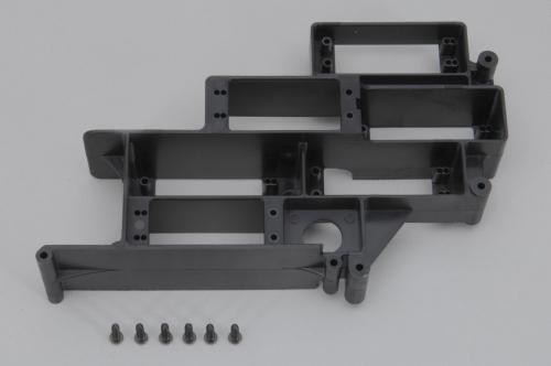 SDX Servo Halter Hirobo Z-H0412-321