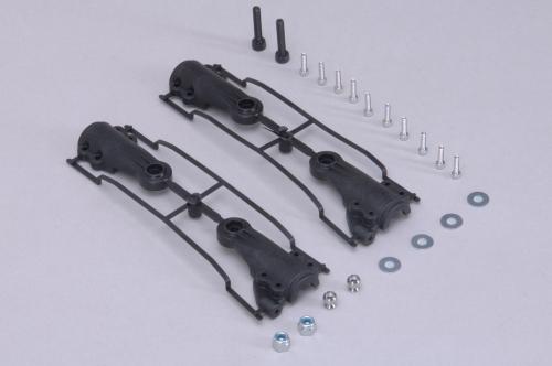 D3 Blatthalter Set Heck - SDX Hirobo Z-H0414-494