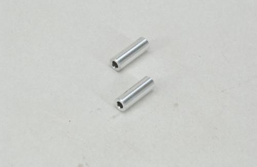 Hülse 2 x 4 x 12 (2 Stück) Hirobo Z-H2521-131