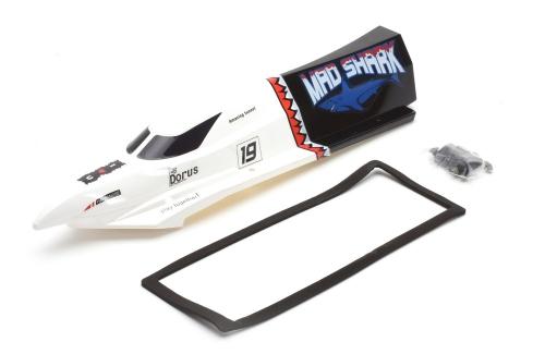 Rumpf-Oberteil (ws) Mad Shark Joysway Z-JS-820503