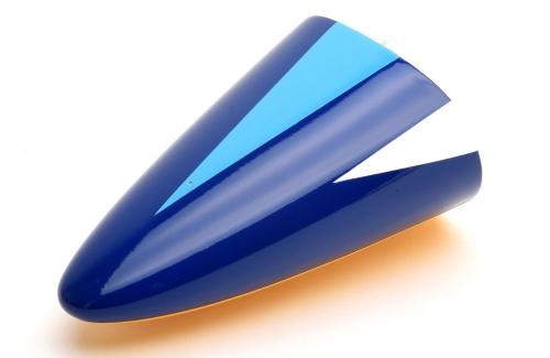 Frontnase - Xcalibur (gelb-Sport) JSM Z-JSM001/KY