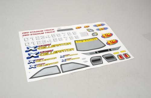 Dekor Bogen Electric X/Cellerator XTM Z-XTM148831