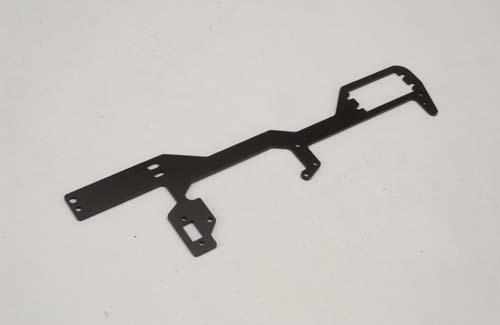 RC-Platte (2mm/6061/Black) Mammoth XTM