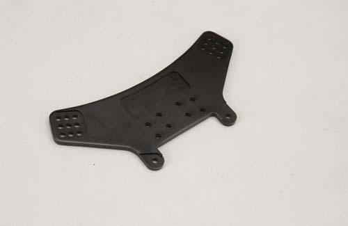 Stossdämpferhalter Vorne/4mm/Schw X XTM