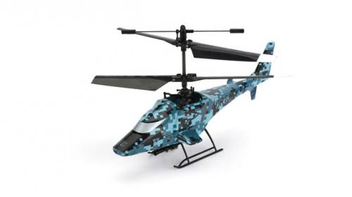 MH-35 heli RTF Mode 1 Horizon FCE2000M1