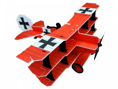 Crack Fokker rot (Combo) / 890mm - C9283