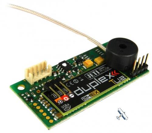 Jeti Duplex TU2 2.4EX HF-Modul für alle Fernsteuersender