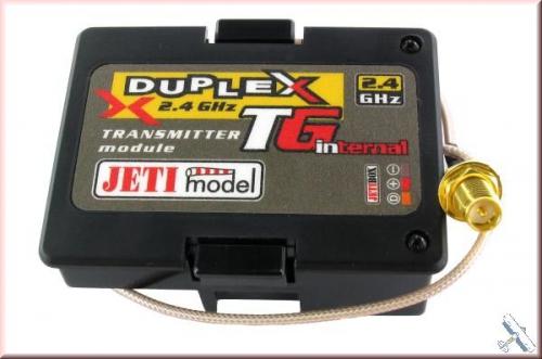 2.4GHz Jeti Duplex TGI HF-Modul für Graupner/JR Pultsender