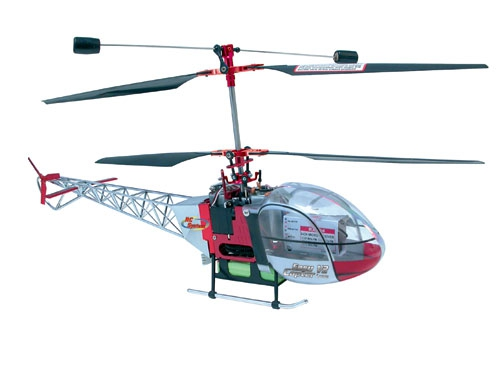 Easycopter V6 luxe 2,4 GHz Multiplex 273406 Easy Copter RC-System