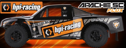 Apache SC Flux RTR hpi racing H107105