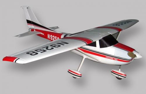 Cessna 182 EPO ARF Motor/Serv Krick 17004