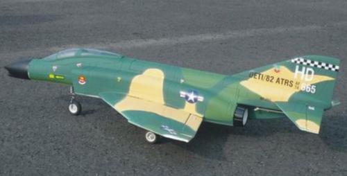 F4N Camouflage EPS ARF mit Mo Krick 17115