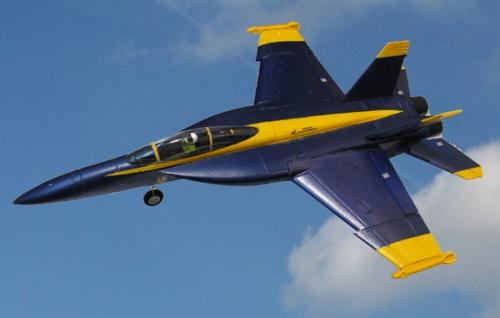 F/A-18 Blue Angels EPO ARF Mo Krick 17223