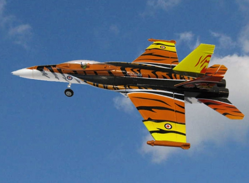 F/A-18 Tiger EPO ARF Motor/Se Krick 17253