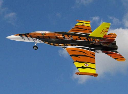 F/A-18 Tiger EPO ARF mit Moto Krick 17255