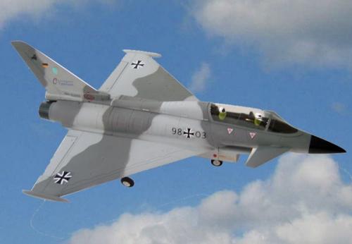 Eurofighter Camouflage EPS AR Krick 17395