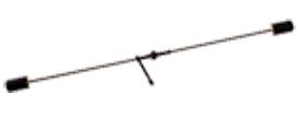 2&10 Ausgleichsstange Krick 18006