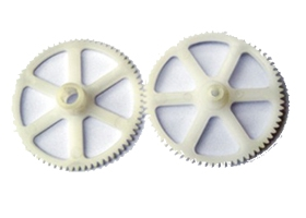 2&10 Getriebesatz Krick 18010
