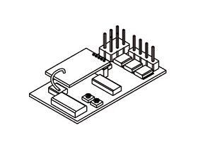 2&13/2&14 Elektronikbaustein - Neue Version Krick 18180