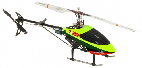 1&22 Helikopter 2,4 GHz RTR M Krick 18351