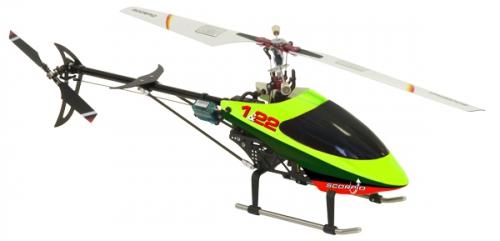 1&22 Helikopter 2,4 GHz RTR M Krick 18352