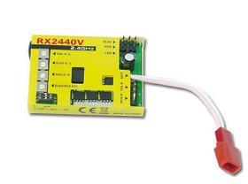 1V23 Empfänger RX2440V 2.4 GHz Krick 18389