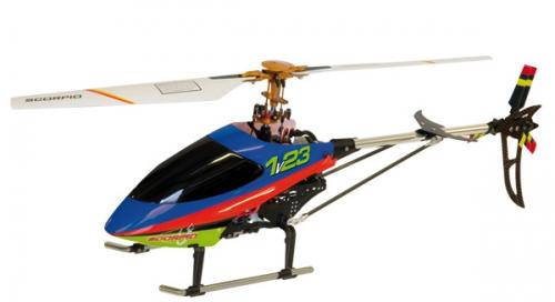 1V24 Helikopter 2,4 GHz RTR M Krick 18391