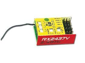 1V24 Empfänger RX2437V 2.4 GHz Krick 18400