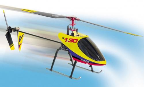 1V30 Helikopter 2,4 GHz RTR M Krick 18412
