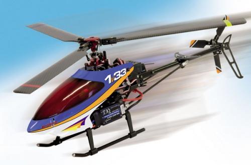 1V33 Helikopter 3-Blatt 2,4 G Krick 18451