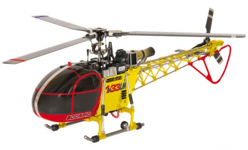 1V33LM Lama Helikopter 3-Blat Krick 18542