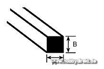 MS-100 Quadratstab 2,5x2,5x250mm (10) Krick 190770