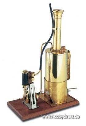 Anna Dampfmaschine kpl. mit Kessel Krick 20213