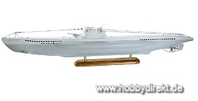 U-Boot Typ VII Grundbaukasten Krick 20310