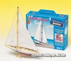 Endeavour Yacht Bausatz Krick 23417