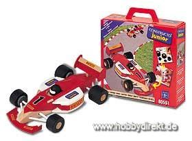 Rennauto Formel 1 Bausatz Krick 23551