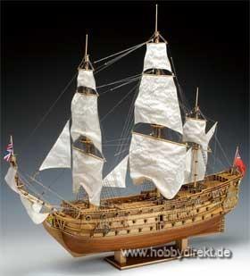 HMS Prince Baukasten Krick 23839