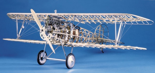 Albatros D.Va  1:16 Standmodell Krick 24001