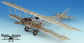 NIEUPORT 28 - 1917  1:16 Standmodell Krick 24003