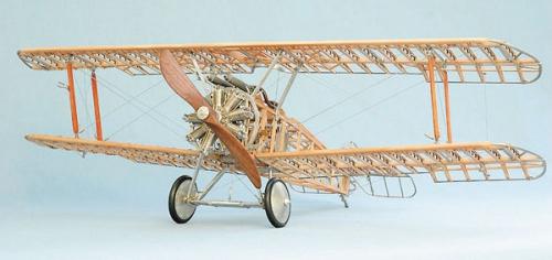 Sopwith Camel F.1 1917  1:16 Standmodell Krick 24030