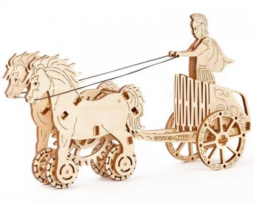 Römischer Streitwagen  3D-tec Krick 24801