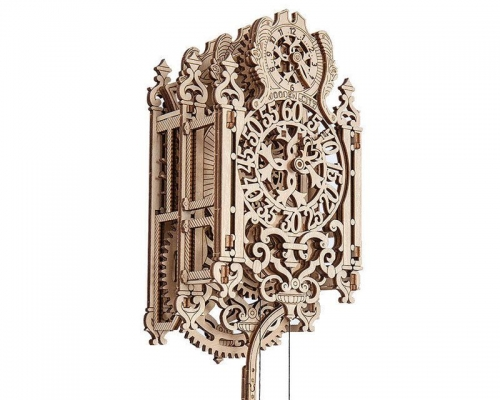 Königliche Uhr  3D-tec Bausat Krick 24814