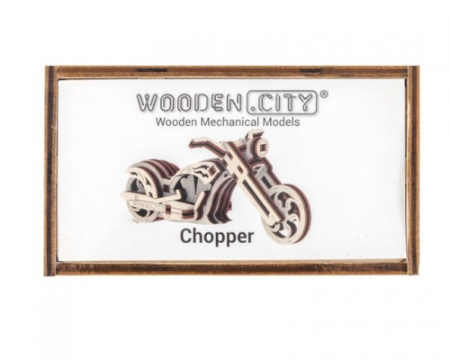 Chopper Widget  3D-tec Bausat Krick 24817